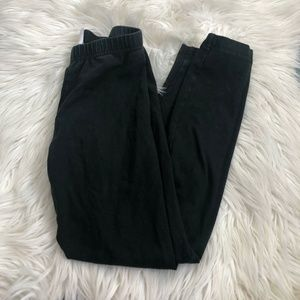 black Hanna Andersson pants size 130 (8)
